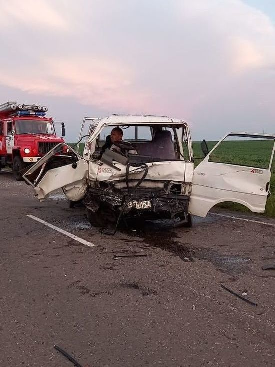 Смертельное ДТП произошло на трассе в Тамбовском районе