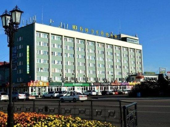 В Благовещенске гостиница «Юбилейная» «подстроится» под площадь Ленина