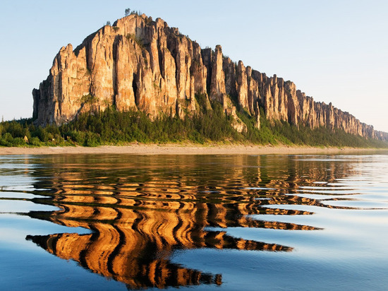 В Якутии на реках Лена, Алдан и Вилюй отмечаются максимальные уровни дождевого паводка