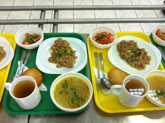 В иркутских школах к сентябрю откроют восемь новых пищеблоков
