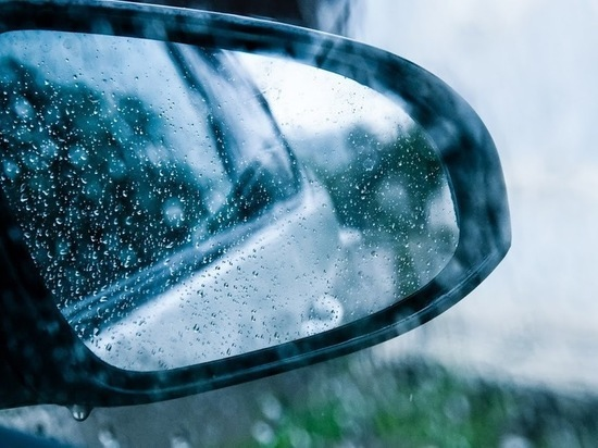В пятницу в Волгоградской области ожидаются дожди и сильный ветер