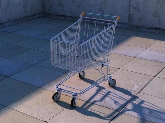 Дефицит продуктов связывают с нехваткой рабочей силы из-за мобильного приложения