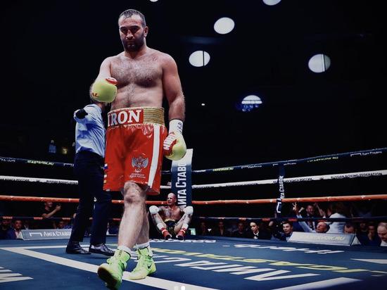 «МК-Спорт» рассказывает с места событий о вечере бокса в Москве