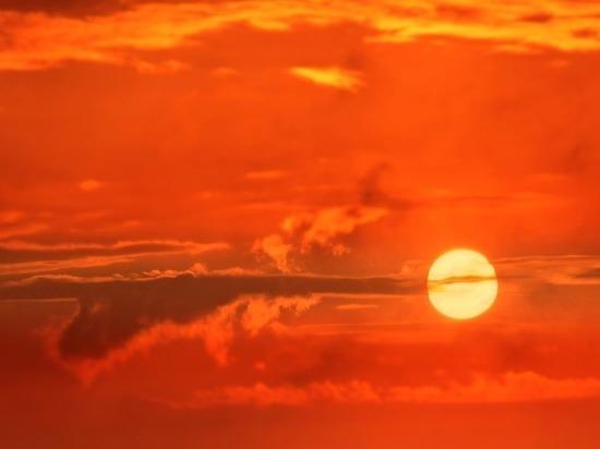 Аномальная жара надвигается на Алтайский край