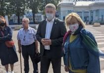 Идея организации общественного пространства возле стадиона «Динамо» появилась еще в 2019 году