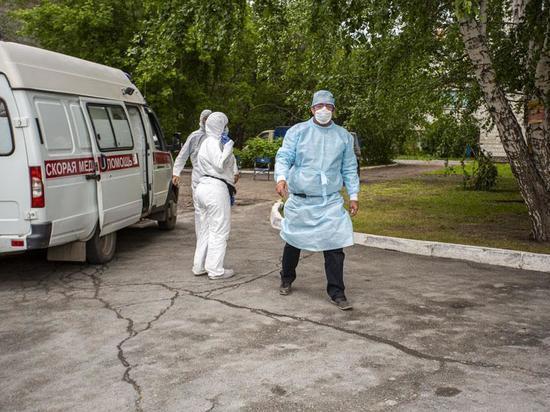 Еще 117 человек заразились коронавирусом в Томской области