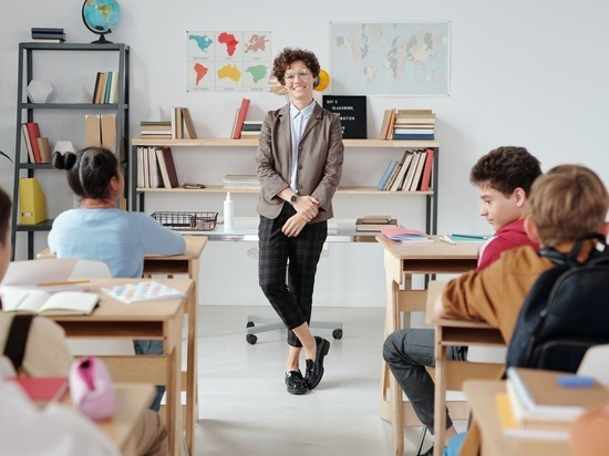 Две школы Тюменской области участвуют в проекте «Современная школа»