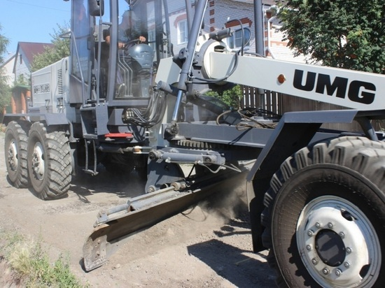 Дороги в частном секторе Барнаула отремонтируют за 45,5 млн рублей