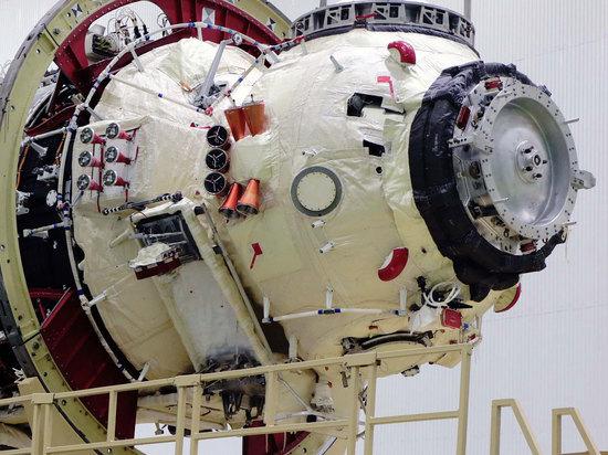Многофункциональный лабораторный модуль — МЛМ «Наука», отправившийся к МКС, спасен