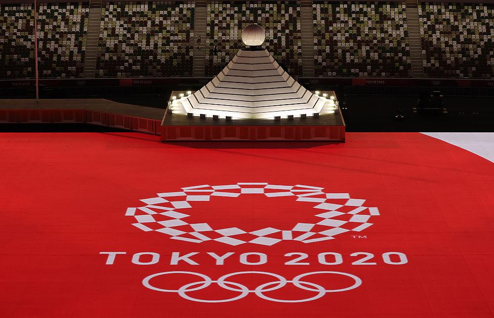 Церемония открытия Олимпийских игр в Токио: лучшие фото