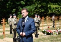 Министр обороны Польши Мариуш Блащак рассказал, что Варшава намерена разместить приобретенные в США танки «Абрамс» у так называемых «Смоленских ворот»