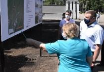 Любимов оценил благоустройство Березового парка в Кораблине