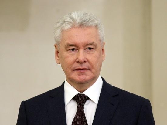 Москва прошла пики по коронавирусу, рассказал мэр столицы Сергей Собянин