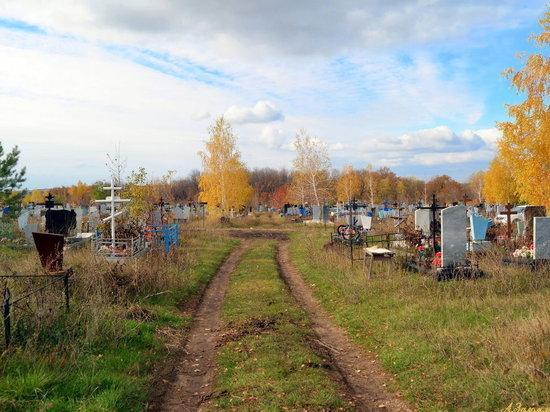 Строительство нового кладбища в Воронино под Томском откладывается до сентября 2021 года
