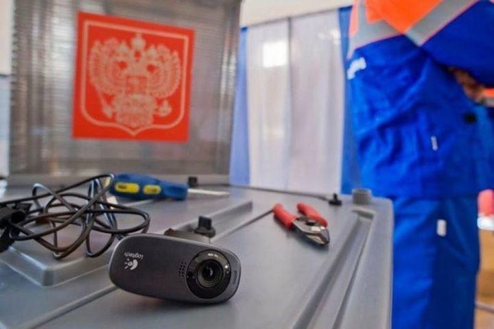 В Костромской области в единый день голосования будет обеспечен широкий доступ к трансляциям с участков