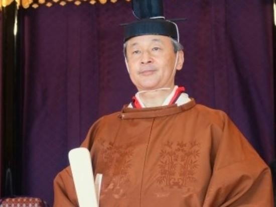 Император Японии объявил Олимпиаду в Токио открытой