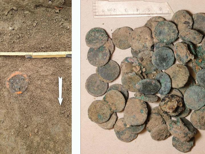 Найденный в Фанагории клад рассказал о трагедии