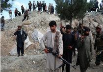 Группировка «Талибан» (запрещенная в России террористическая организация) захватывает всё больше населённых пунктов в Афганистане