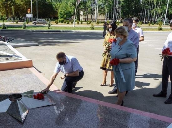 Мемориал «Огня Памяти» в Кораблине подключат к магистральному газопроводу