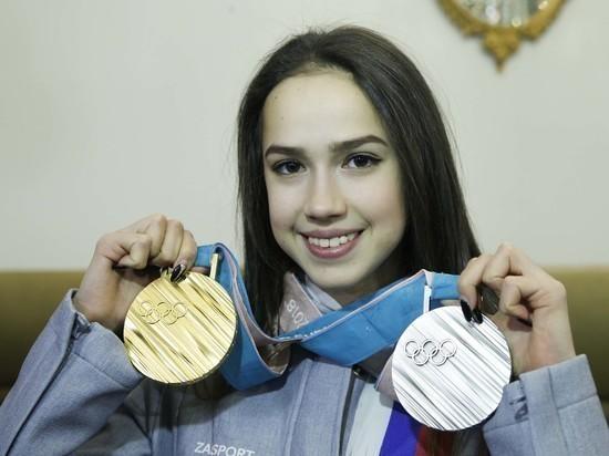 Загитова пожелала удачи российским спортсменам на ОИ-2020