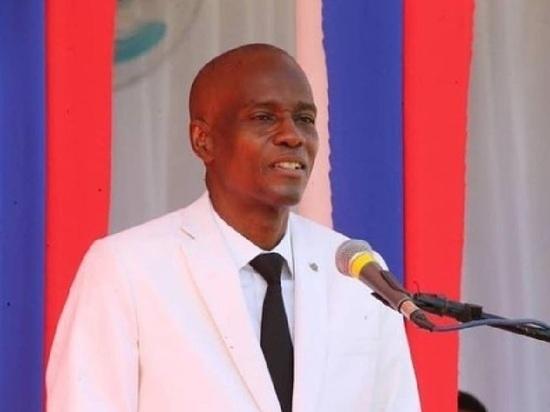 На похоронах убитого президента Гаити произошла стрельба