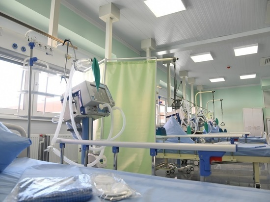 В Волгоградской области за сутки скончались 11 пациентов с COVID-19