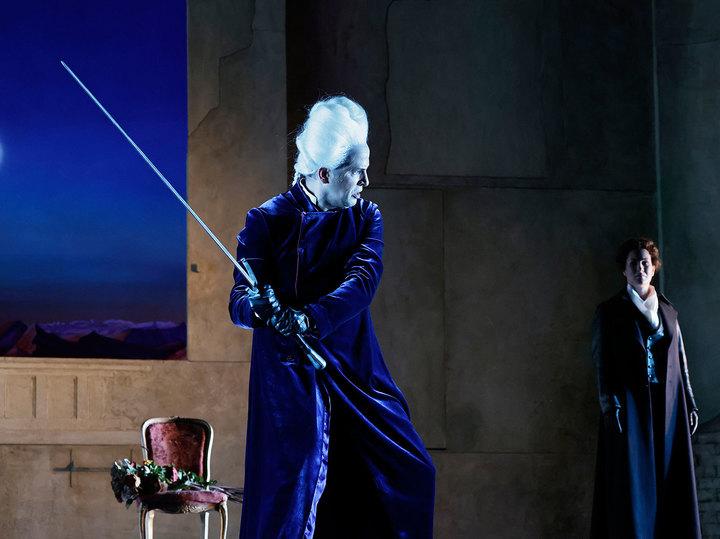 В Большом театре поставили оперу Генделя  «Ариодант»