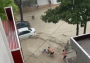 Вслед за водяными смерчами в Сочи пришел сильный ливень