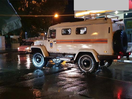 МЧС: эвакуация населения из-за наводнения в Сочи не требуется