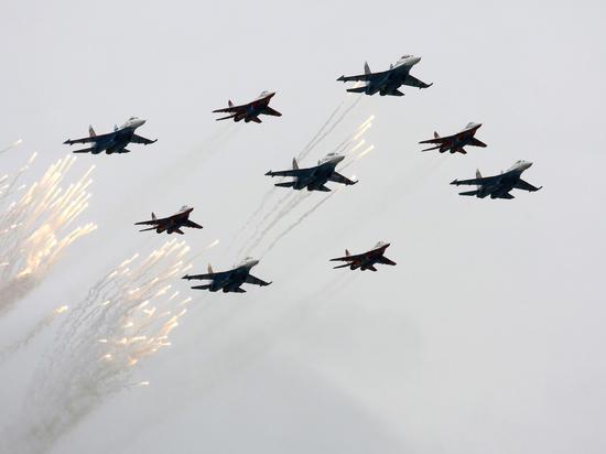 На Украине задумались о производстве истребителей Су-27 и МиГ-29