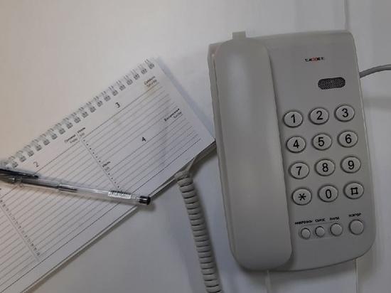 На детский телефон доверия поступило 2 219 звонков от жителей Томской области