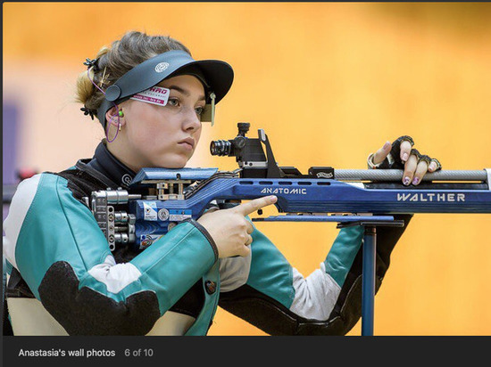 Анастасия Галашина принесла России первую медаль на Олимпийских играх в Токио