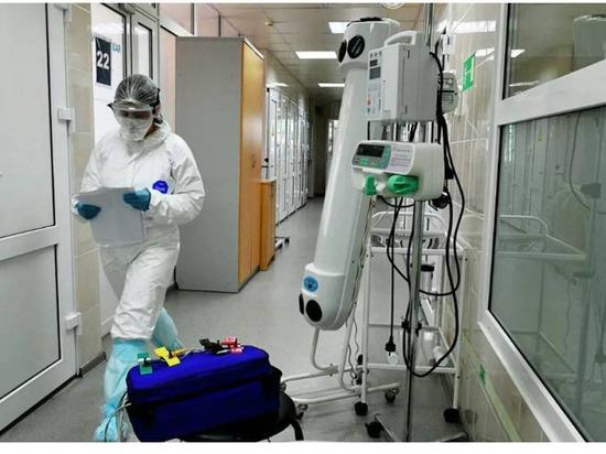В Якутии найден бразильский штамм коронавирусной инфекции