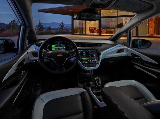 General Motors снова отзывает электрокары Chevrolet Bolt из-за угрозы возгорания