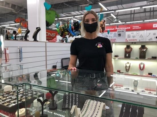 Пятая часть занятого в экономике населения Томской области работают в торговле