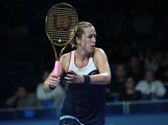 Павлюченкова вышла во второй круг теннисного турнира на Олимпиаде