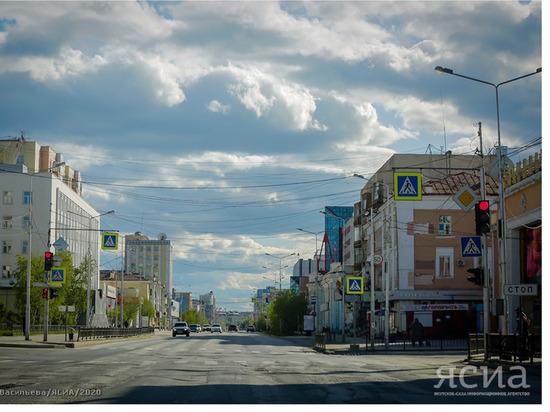 В Якутске в воскресенье прогнозируется +25 градусов