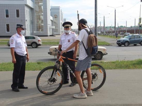 Летом в Йошкар-Оле под колеса машин попали пять велосипедистов