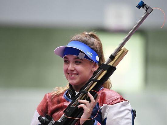 Первая медаль России на Олимпиаде в Токио: стрелок Галашина взяла серебро