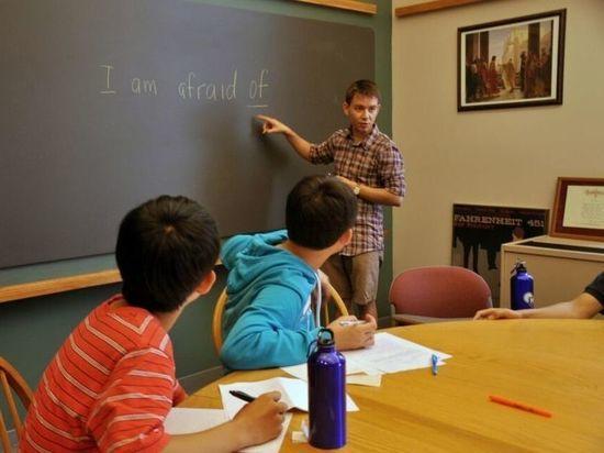 Преподаватель из Томска учит в США английскому языку американцев