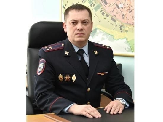 Начальником йошкар-олинского управления МВД стал Виталий Швец