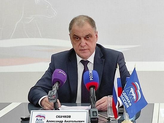 Начальник ЗабЖД подал документы на выборы в ГД от Забайкалья
