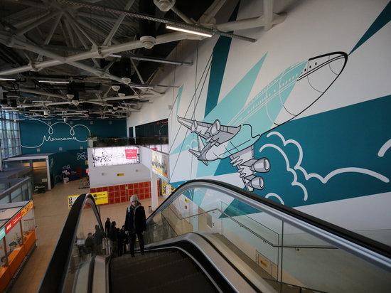 В волгоградском аэропорту задержали 12 нелегалов