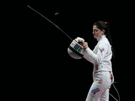 Российская фехтовальщица Муртазаева проиграла в матче за бронзу на ОИ-2020