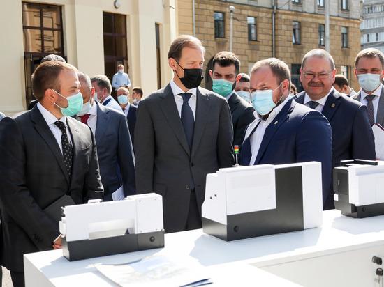 В Пензенской области создадут станкостроительный кластер