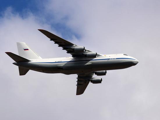 Минобороны отправило на Кубу самолеты с гумпомощью