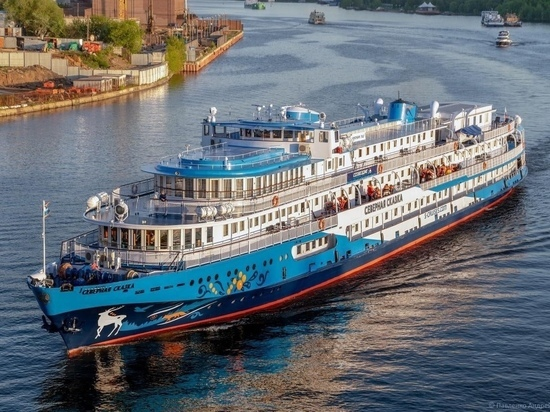 «Северная сказка»: роскошный круизный лайнер будет останавливаться в ЯНАО