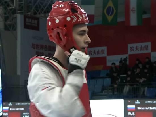 Тхэквондист Артамонов принес России вторую медаль на ОИ в Токио