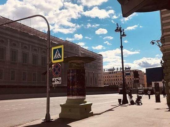 Петербуржцы оценили очищенный от машин центр города