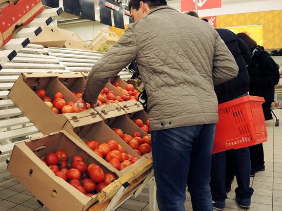В России в белорусских помидорах нашли вирус мозаики пепино